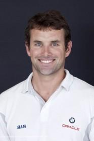 21 07 2010 - Valencia (ESP) - 34th America's Cup - BMW ORACLE Racing -Sailing Team - Joe Newton ( AUS)