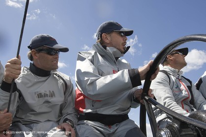 21 04 2008 - Cagliari (ITA)- BMW ORACLE Racing - RC 44 championship