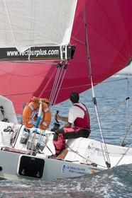 01 06 2010 - Port Camargue (FRA,30) - Class 40 Vecteur Plus, Training