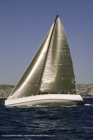 Sailing, Super Yachts, Carbon Arrow