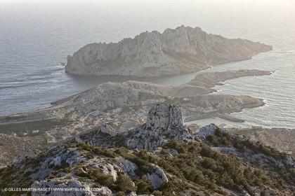 25 03 2009 - Marseille (FRA, 13) - Les Calanques
