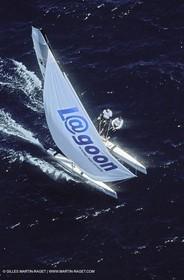 New Caledonia long distance sailing