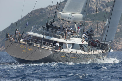 08 06 2016, Porto Cervo (ITA, Sardinia), Loro Piana Super Yachts Regatta, Race Day One, Ohana