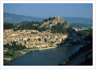 .HIGHER PROVENCE - SISTERON..Product: in house made quality print on 8 ultrachome colors Epson ink Jet printer...Available sizes: .. 20x30 cm.. 30x40 cm.. 50x70 cm.. 80x120 cm..Available papers: .. Standard 250 gr glossy paper print, black streak, white margin, no signature.. Top quality glossy 290 gr. paper, black streak, white margin, checked and signed by the author.. Fine Art print (signed, numbered, stamped, registered) on demand.. Other supports (Canvas, Acrylic, Metal) on demand..Packaging: cylindric reinforced tube..Shipping options: regular mail or Shipping company..Click on the basket icon to select your options and start the online ordering process