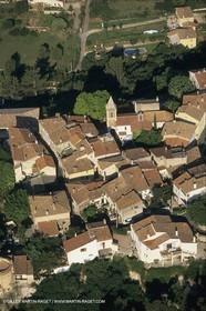 France, Provence, Pays d'Aubagne, collines de Marcel Pagnol, La Treille