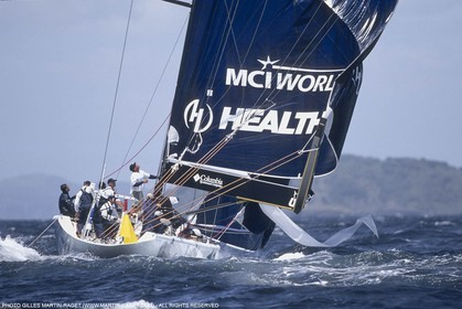 Sailing, Yacht Racing, 30th America's Cup Auckland 2000