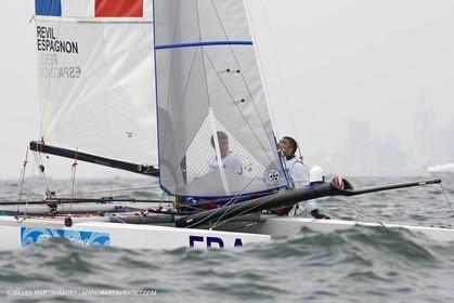 15 08 2008 - Qingdao (CHN) - 2008 Olympic games - Day 7