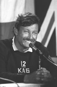 Newport 1983, John Bertrand, Australia II skipper