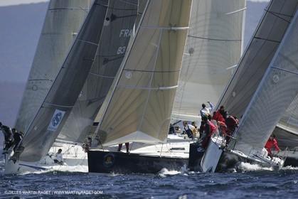 Porquerolles Sailing Week - Day 1