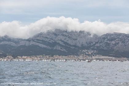 12 04 2016, Marseille (FRA,13), SNIM Dériveurs, Day 2