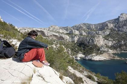 26 03 2009 - Marseille (FRA, 13) - Les Calanques - Sugiton