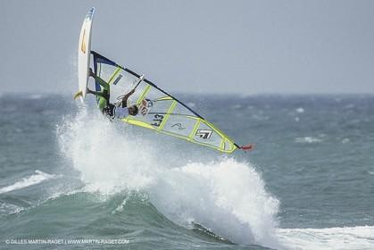 Windsurf  wave contast, Carro (FRA,13)