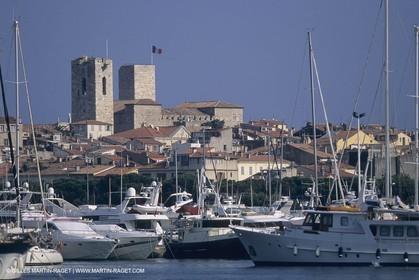 France, Côte d'Azur, Antibes