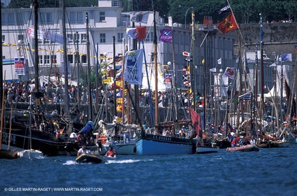 Brest - Events - Classic yacht