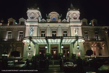Principauté de Monaco - Monte-Carlo - Hotel de Paris