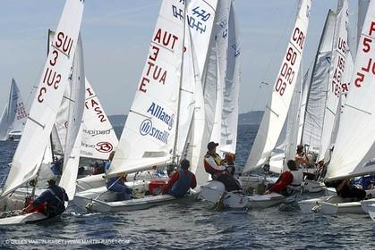 2003 Hyeres Sailing Week (SOF) - 470 Men