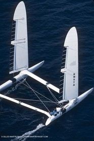 Sailing, Overall speed record attempt, ENSTA