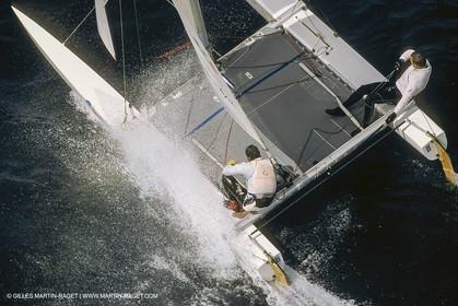 JO Sydney 2000, Tornado, Pennec Guichard