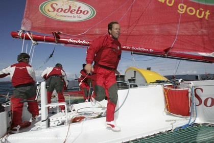 Orma 2005 - Sodebo - April training