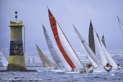 Sailing, yacht Racing, Marseille Sailing Week, SNIM, Marseille (FRA,13)