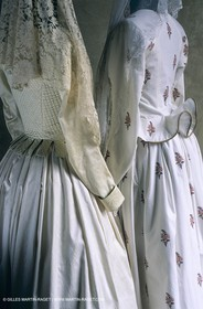 Boutis - cloths from Provence - Cstles costumes exhibition