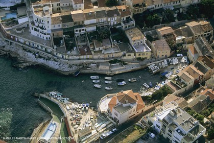 France, Provence, Marseille, villages-quartiers, Malmousque