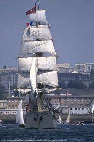 Tall ships, Europa