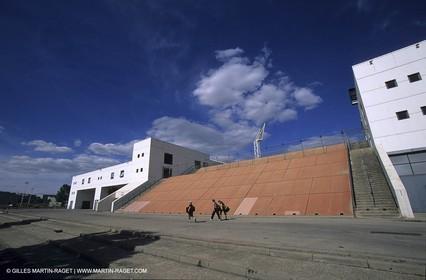 Nîmes - Costieres stadium