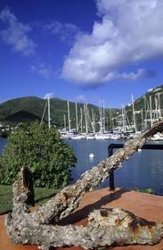 British Virgin Islands - Tortola - Moorings Marina