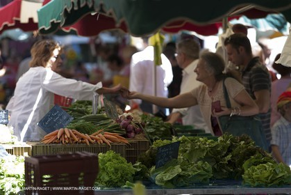 09 06 2012 - Aix en Provence (FRA,13) - the markets