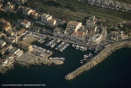 France, Provence, Marseille, villages-quartiers, La Madrague