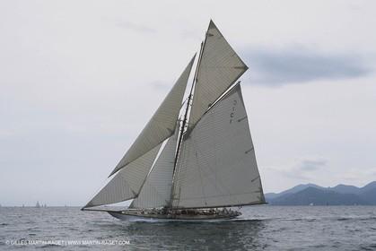 Mariquita - Classic yachts - Monaco Classic Week 1997