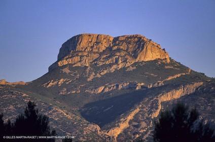 Aubagne - Garlaban mountain
