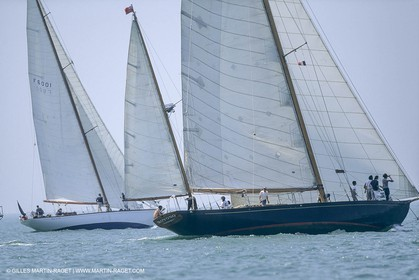 , La Rochelle, rassemblement Yachts Classiques