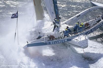 Yacht Racing, offshore racing, Orma 60 multihulls,
