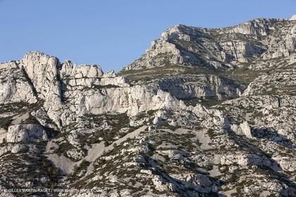 23 03 2009 - Marseille (FRA, 13) - Les Calanques - Crêt Saint Michel et Mont Puget