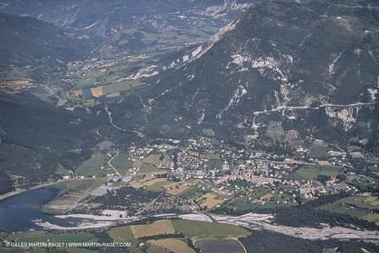 France, Provence, Lubéron, Haute Provence, Saint André les Alpes