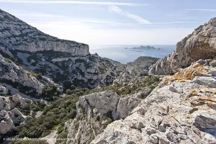 18 04 2009 - Marseille (FRA, 13) - Les Calanques - Vallon de la Mounine