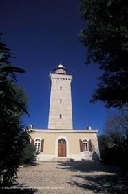 Antibes Cape - La Garoupe Lighthouse