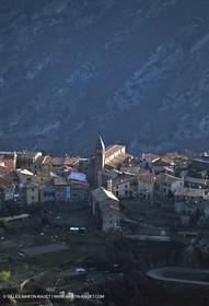 France - Côte d'Azur - Villages perchés des Alpes Maritimes - Utelle