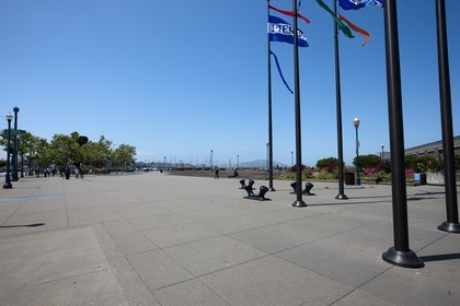 07 06 2011 - San Francisco (USA,CA) - 34th America's Cup - East Park