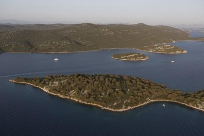 14 07 2012 - Kornati Islands archipelago (Croatia) - Bisaga Island