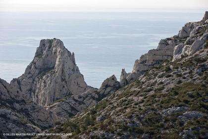 11 03 2009 - Marseille (FRA, 13) - Les Calanques - Aiguille de Sugitton