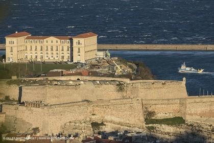 06 12 2012 - Marseille (FRA,13) - Le Pharo palace
