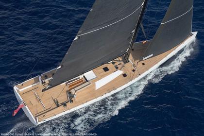 30 07 2016, Palma (Mallorca, Spain) Wally Yachts, Wally Cento Galateia