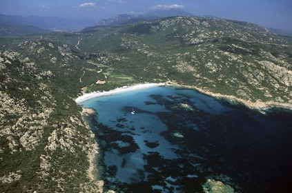 France - Corsica - Roccapina