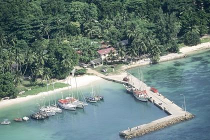Destinations, Indian Ocean, The Seychelles
