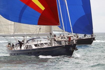 Sailing, Sailing Super Yachts, Millenium Cup 2003, Auckland (NZL)