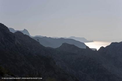 23 03 2009 - Marseille (FRA, 13) - Les Calanques - Crête de Sormiou