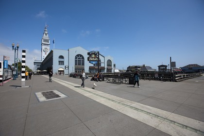 07 06 2011 - San Francisco (USA,CA) - 34th America's Cup - The Ferry Building